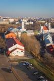 Vitebsk downtown. Royalty Free Stock Photo