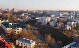 Vitebsk downtown. Royalty Free Stock Images