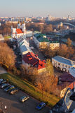 Vitebsk downtown. Stock Image