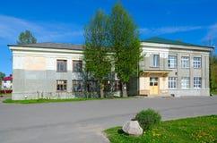 Vitebsk stift av den Belorussian för Catherine för ortodox kyrka kyrkan ` s, Vitebsk, Vitryssland Royaltyfri Bild