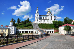Vitebsk, Wit-Rusland Royalty-vrije Stock Afbeeldingen