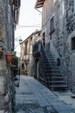 Viterbe, Italie Images stock