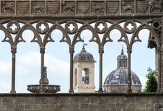 Viterbe (Italie) images libres de droits