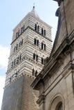Viterbe (Italie), duomo Photo libre de droits