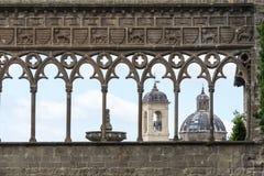 Viterbo (Itália) Imagem de Stock Royalty Free