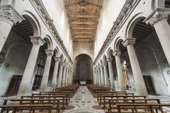 Viterbo (Itália), domo Imagens de Stock