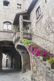 Viterbo (Italië) Royalty-vrije Stock Afbeeldingen