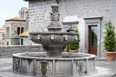 Viterbo (Italië) Stock Foto's