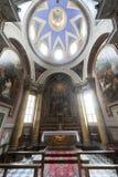 Viterbo (Italië), duomo Royalty-vrije Stock Foto's