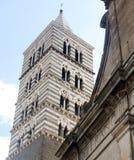 Viterbo (Italy), duomo Stock Photos