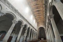 Viterbo (Italy), duomo Royalty Free Stock Photography