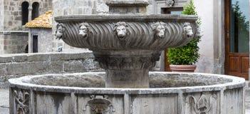 Viterbo (Italy) Royalty Free Stock Photos