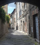 Viterbo (Italy) Stock Image