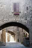 Viterbo, medieval town Royalty Free Stock Photography