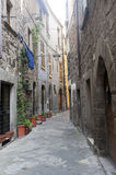 Viterbo, medieval town Royalty Free Stock Photo