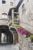 Viterbo (Włochy) Obrazy Royalty Free