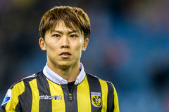 Vitesse的康佑大田 免版税图库摄影