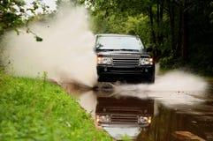 vitesse d'inondation Image libre de droits