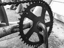 Vitesse de vélo photo libre de droits