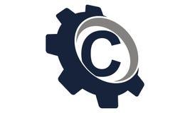 Vitesse Logo Letter C Photos stock