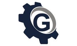 Vitesse Logo Letter G Photo libre de droits