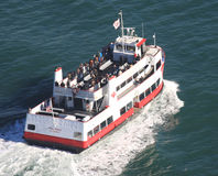 Vitesse normale de San Francisco Bay Images libres de droits