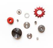 Vitesses en métal Image libre de droits