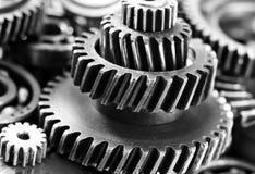 Vitesses en métal photographie stock libre de droits