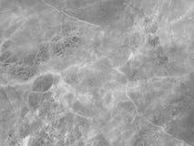 Vitgrå färger marmorerar textur med den naturliga modellen för bakgrunds- eller designkonstarbete Royaltyfri Fotografi
