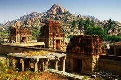 Vithalla temple stock photo