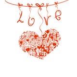 Love1 Arkivbild