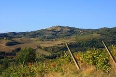 Viti, Umbria Fotografie Stock