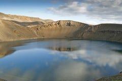 Viti volcano (Iceland) Royalty Free Stock Image