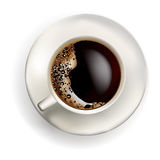 Kaffe kuper Royaltyfri Fotografi