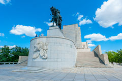 Vitkov Memorial in Prague Royalty Free Stock Image
