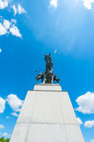 Vitkov Memorial in Prague Royalty Free Stock Photos