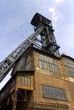 Vitkovice-Bergbauturm Stockfotografie