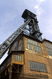 Vitkovice mining tower Stock Photography