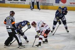 vitkovice prague sparta льда хоккея hc против Стоковое Фото