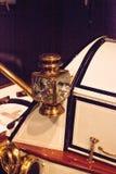 VitMercer 1912 Model 35-C Raceabout Fotografering för Bildbyråer