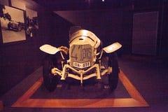 VitMercer 1912 Model 35-C Raceabout Royaltyfri Foto