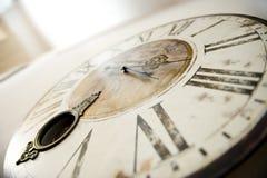 Vitnage clock Royalty Free Stock Photos