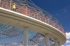 vitoria крытых спортов gasteiz купола арены Стоковое Изображение RF