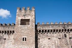 Vitoria ancient walls Stock Photography