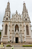 Vitoria Cathedral Espirito Santo Brazil Stock Photo