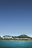 vitoria för brazil espiritosanto Arkivbild