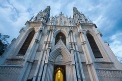 vitoria för santo för brazil domkyrkaespirito Arkivbilder
