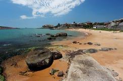 Vitoria Ilha do Boi Royalty Free Stock Photos