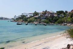 Vitoria Ilha do Boi Stock Photos