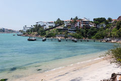 Vitoria Ilha faz Boi fotos de stock